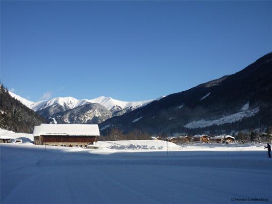 Foto Bad Gastein im Winter