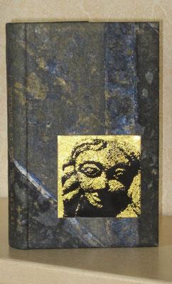 couverture de tyvek teint, sur Lesage, Gil Blas de Santillane