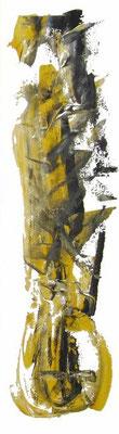 hidalgo / acrylique sur papier
