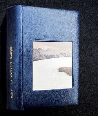 sur Thomas Mann, la montagne magique