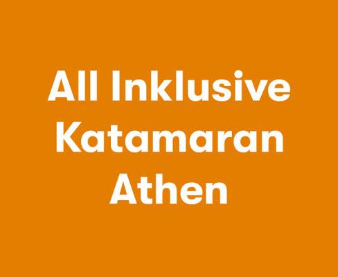 Luxus-Katamaran für Familien ab Athen