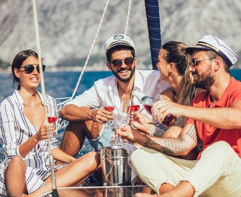 Yachtcharter mit Skipper Kroatien