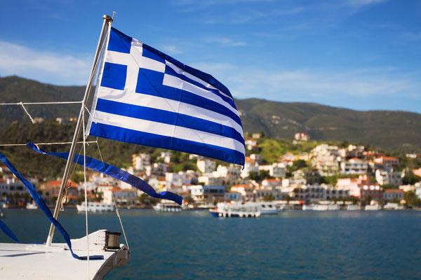 Griechenland Mitsegeln Familie