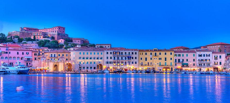 Familientörn Toskana Italien