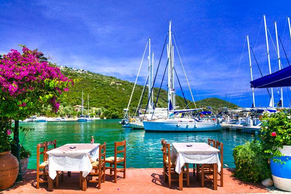 Familienurlaub auf Segelyacht Athen