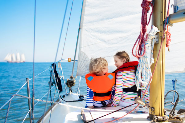 Segeln ab Mallorca mit Katamaran für Familien
