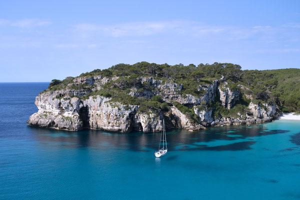 Segelrevier Sardinien Familie