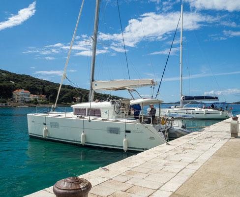 Luxus-Katamaran All Inklusive Dubrovnik