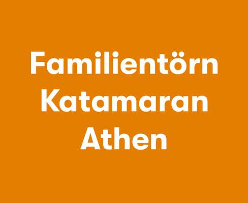 Mitsegeln Katamaran Athen Familie
