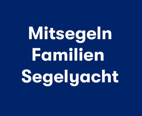Segeln Flottillen Split Familie