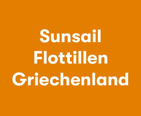 Sunsail Flottillen Griechenland