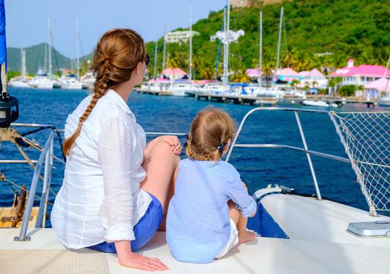 Dubrovnik Luxus-Katamaran Segelurlaub All Inklusive Familie