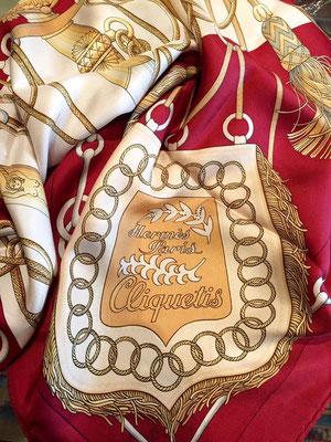 Foulard Hermès - Cent cinquante ans d'Hermès