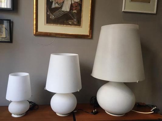 Lampade da tavolo FontanaArte Max Ingran