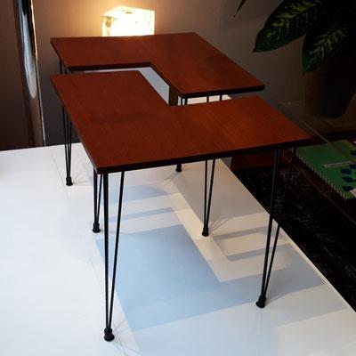 Tavolini componibili anni '60