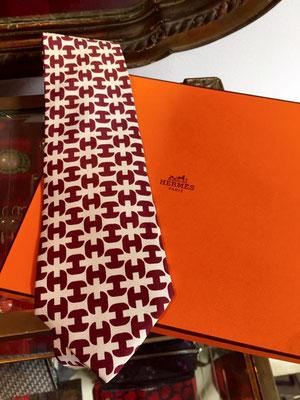 Cravatta vintage HERMÈS