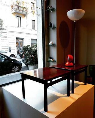 Coppia tavolini Cassina