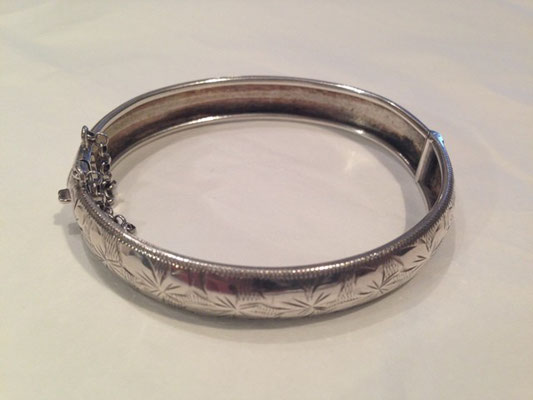 Bracciale argento primi 900
