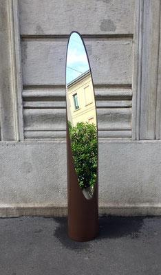 Specchio a unghia anni 70