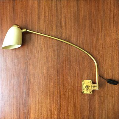Lampada da parete anni '50