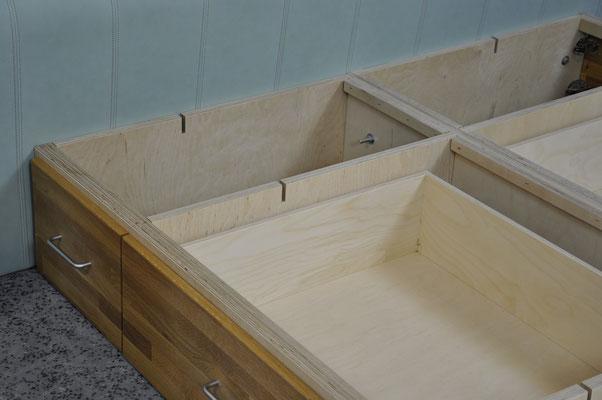 Schumm design Schubladen-Unterbau