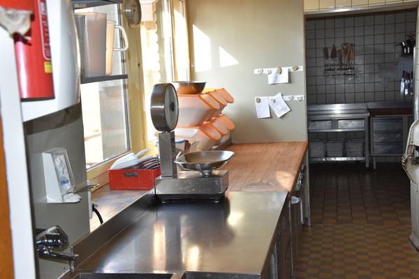 Backstube Bäckerei Graber Region Berner Oberland