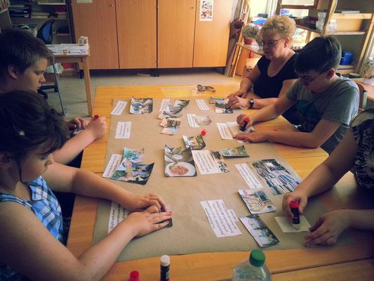 Wandzeitungen erstellen