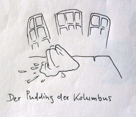 Missverständnisse der Geschichte: der Pudding des Columbus