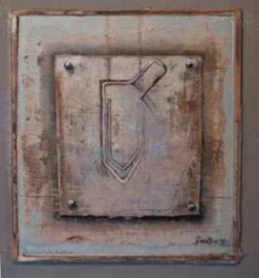 büroplastische Komposition (verkauft)