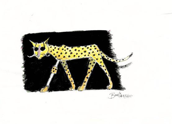 Blinder Panther