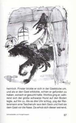 aus: Ingenhaeff, Schmalzbettler