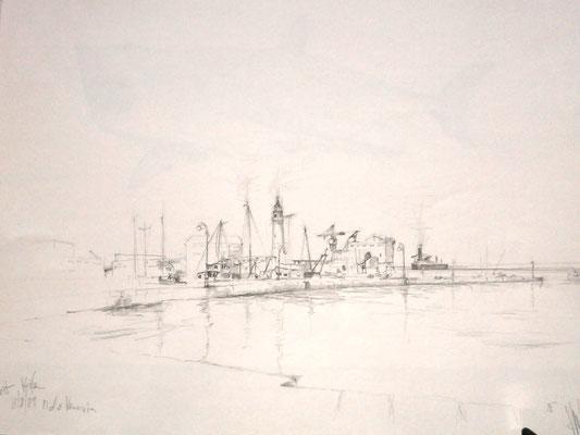 Triest, Molo Venezia