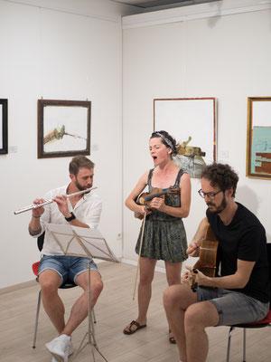 Florian Scharmer, Katharina Schwärzer, Christian Troger