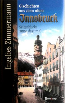 Zimmermann, Geschichten aus dem alten Innsbruck