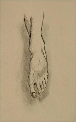 Fuß M.F.