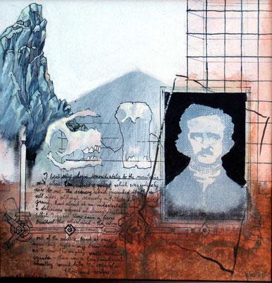 E.A.Poe, Erzvater des Alpinismus  (verkauft)