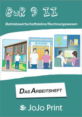 BwR 9 Arbeitsheft Heftcover