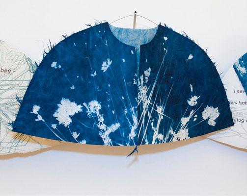 Eliana Bürgin | Mein Wort - Mein Kleid, Galerie Maison 44, Basel, Schweiz, 2013