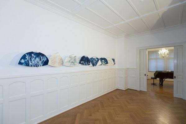 Mein Wort - Mein Kleid, Galerie Maison 44, Basel, Schweiz   2013