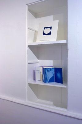 Wings of my Dreams, 7-seitiges Leporello (unten). Museum Design Collection Basel, Schweiz, 2020