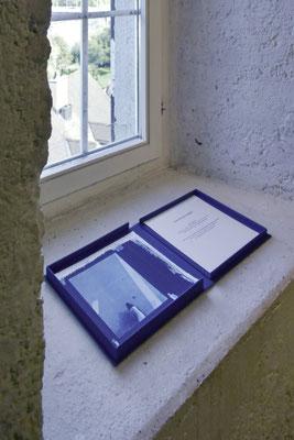 Ausstellung im Salzhaus (Das Buch als Gesamtkunstwerk), Brugg, Schweiz   2018