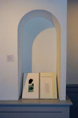 Künstlerbuch Formen Funde. Ausstellung Städtische Galerie Stapflehus, Weil am Rhein, Deutschland, 2005