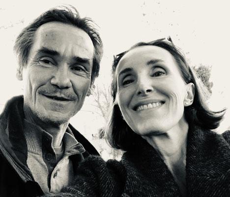Matthieu Astoux et Valérie Gaidoz (2018)