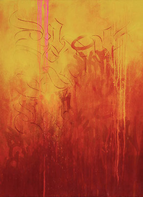 AKIROVTCH 80X60cm technique mixte sur toile - GALERIE GABEL -BIOT- COTE D'AZUR -ST PAUL DE VENCE -CANNES -MONACO