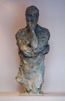Catherine Thiry- sculptures monumentales en bronze- femme bronze