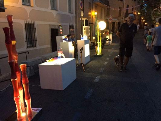 Les nocturnes du jeudi à Biot -Nicolas Laty-Antoine Pierini