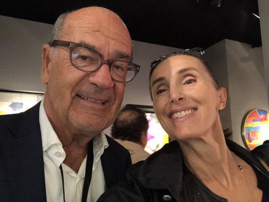 Valérie Bénassy-Gaidoz et Dominique Hurtebize  Art Elysées (2019)