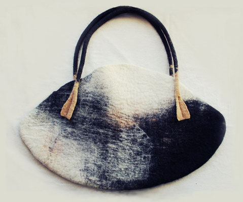 """Nomad""  ZoeBo handbags collection , www.feltandpaper.net"