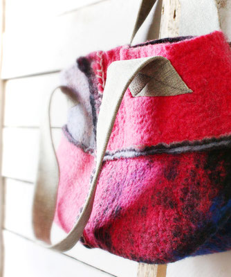 """Street look""  ZoeBo handbags collection , www.feltandpaper.net"