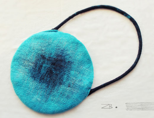 """MOON""  ZoeBo handbags collection , www.feltandpaper.net"